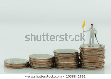 Money and golf equipments Stock photo © CaptureLight