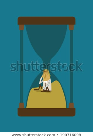 the time that ran stock photo © fisher