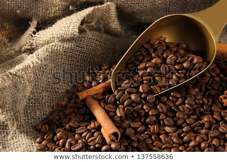 invigorating fresh coffee Stock photo © OleksandrO