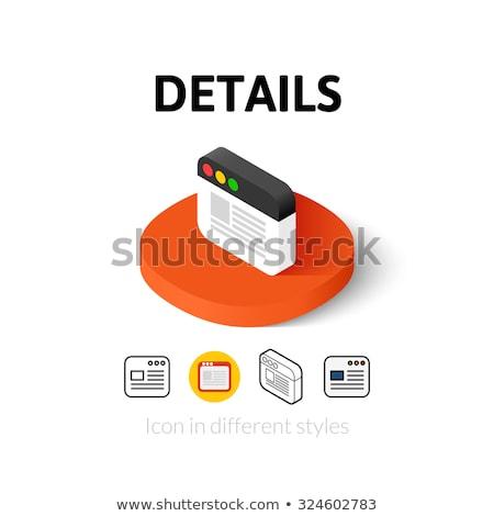 web · hosting · imzalamak · örnek · grafik · tasarım · bilgisayar - stok fotoğraf © tashatuvango
