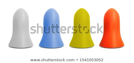 Blue Ear Plugs  Stock photo © dezign56
