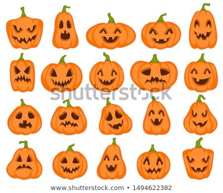 Helloween pumpkin Stock photo © jordanrusev