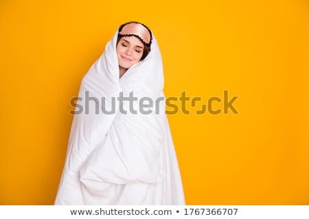 Pants home bianco bambino Foto d'archivio © RuslanOmega