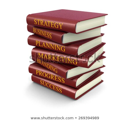 Education - Business Book Title. Stock photo © tashatuvango