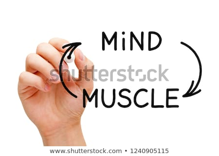 Strong Mindset, Strong Body Stock photo © MilanMarkovic78