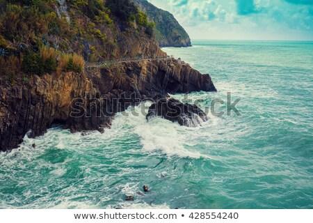 Rocky Seacoast Stock photo © Ansonstock