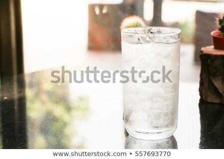 su · çiçek · çim · tohumları - stok fotoğraf © photography33