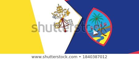 zászló · Guam · integet · szél · számítógép · digitális - stock fotó © creisinger