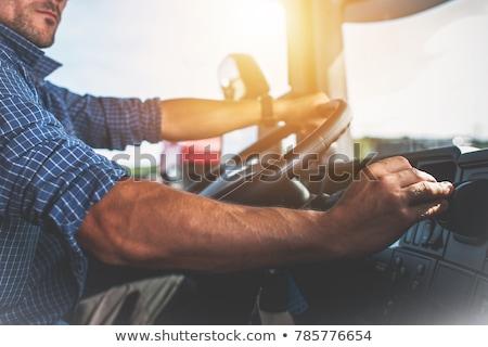haul truck Stock photo © prill
