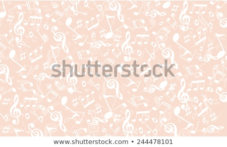 music dance pop concept illustration in pink tones Stock photo © experimental
