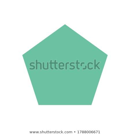 エメラルド · 孤立した · 宝石 · 緑 · 石 - ストックフォト © robertosch