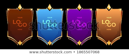 flag shields stock photo © cteconsulting