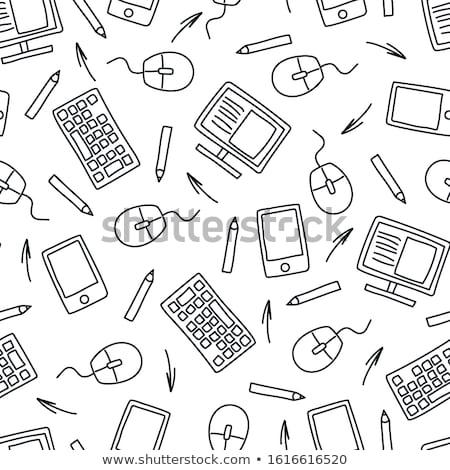 ビジネス アイコン オフィス お金 インターネット クロック ストックフォト © irska