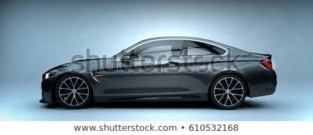 Detail side view car Stock photo © HASLOO