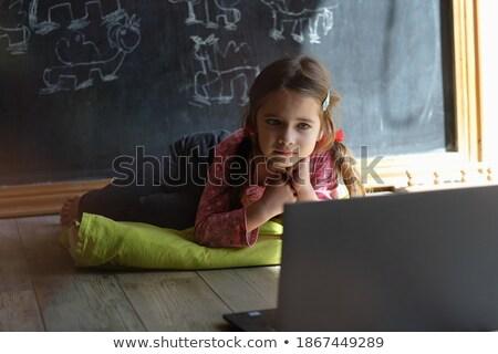 blackboard education time period Stock photo © romvo