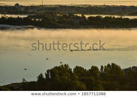 morning on manu river stock photo © alexeys