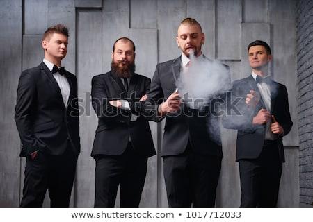 совместный · табак · сигарету · рук · подготовленный · здоровья - Сток-фото © feedough