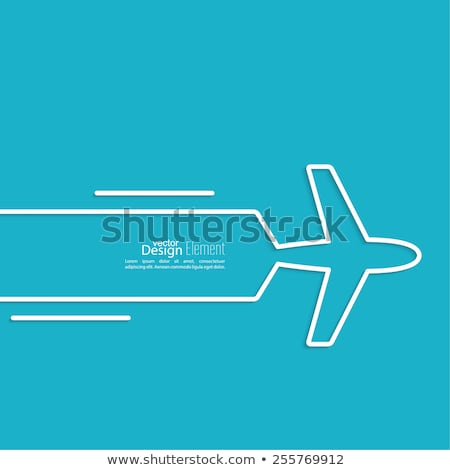 Aviation Transport Connections Banner Stock photo © alexaldo