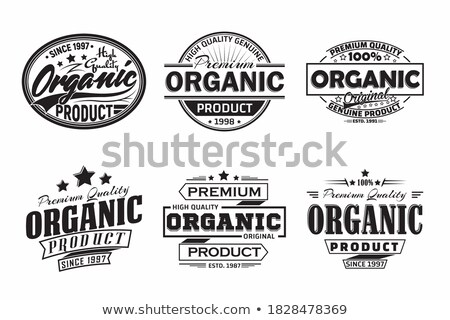 bio · продовольствие · Ингредиенты · плодов · овощей · набор - Сток-фото © robuart