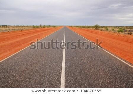 方向 プロパティ 名前 距離 クイーンズランド州 ストックフォト © ribeiroantonio