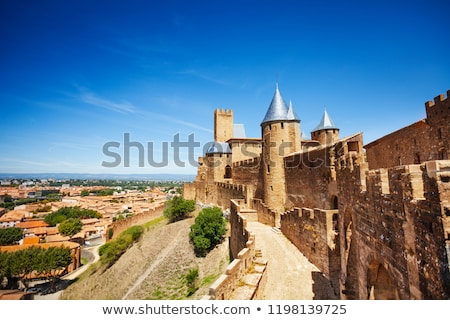 the fortified citadel Stock photo © njaj