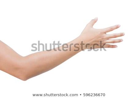 hand trying to catch something Stock photo © photography33
