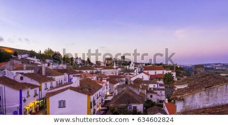 Obidos 03 Stock photo © LianeM