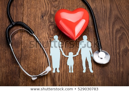Health Insurance cuts Stock photo © Lightsource