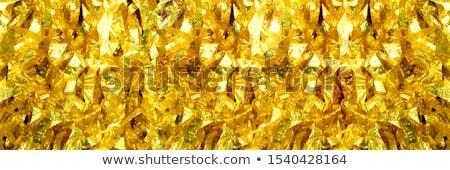 close up golden tassel stock photo © inxti