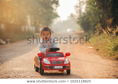 Big Toy Car Stock photo © vanessavr