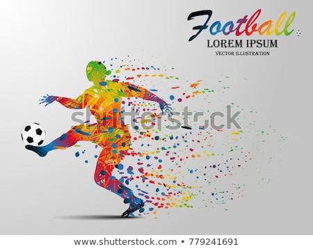 Как нарисовать плакат о футболе