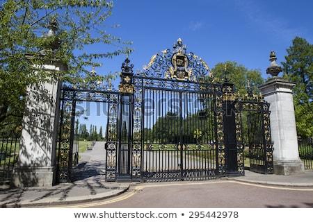Rainha jardins parque Londres belo ver Foto stock © chrisdorney