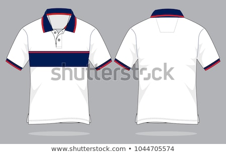 Striped polo shirt Stock photo © RuslanOmega