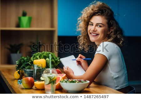 Dieting Focus Stock photo © Lightsource