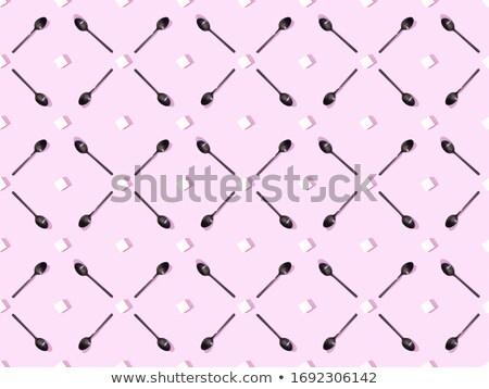 белый · куб · вектора · плитка · eps10 - Сток-фото © kali