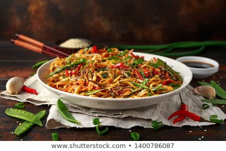 legumes · quente · pimenta · cenoura · vegetal - foto stock © vertmedia