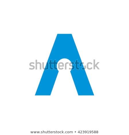 手紙 前方後円墳 3次元の図 セキュリティ 安全 アカウント ストックフォト © drizzd