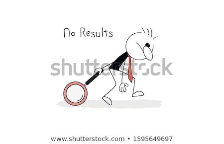 fekete · hiba · izolált · fehér · technológia · billentyűzet - stock fotó © cidepix