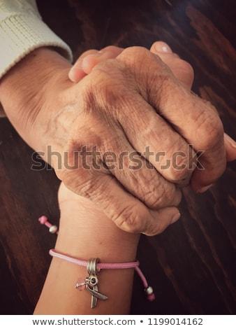 Adulto logo persone gruppo mano Foto d'archivio © Lopolo