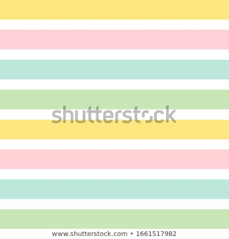 Easter Eggs with seamless ornament pattern, Vector Stock photo © Andrei_