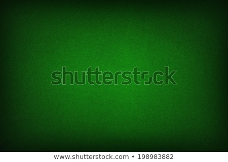 green poker table felt background stock photo © redpixel