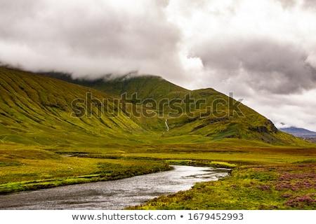 ullapool highlands scotland stock photo © phbcz