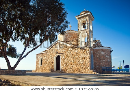 Church Profitis Ilias. Protaras, Cyprus Stock photo © Kirill_M