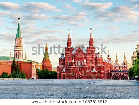мнение исторический музее Москва 10 2014 Сток-фото © amok