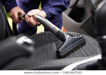 Preparing to clean car Stock photo © tab62