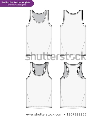 Tank top Stock photo © disorderly