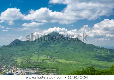 Mount Beshtau Stock photo © zhekos