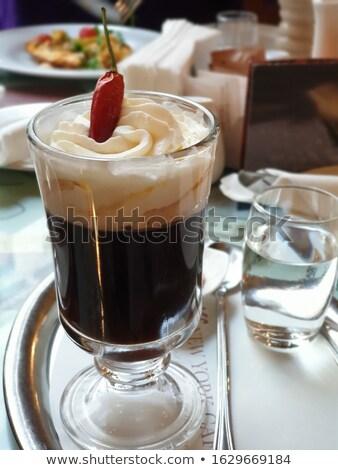 New York kávézó Budapest Magyarország Stock fotó © Sarkao