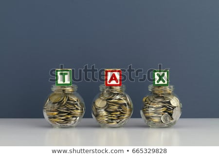 three businessmen show word time stock photo © paha_l