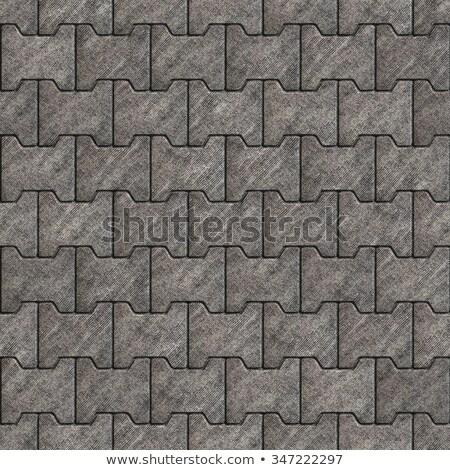 серый грубо поверхность бесшовный текстуры тротуар Сток-фото © tashatuvango